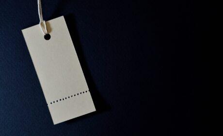 Gdzie stosować etykiety samoprzylepne?
